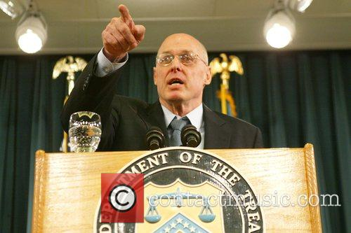 United States Treasury Secretary Henry Paulson 6