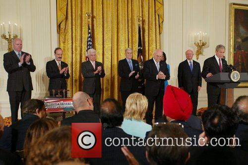 Signing of H.R. 7081, the United States-India Nuclear...