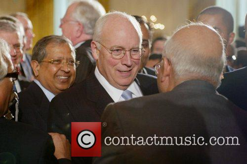 Dick Cheney Signing of H.R. 7081, the United...