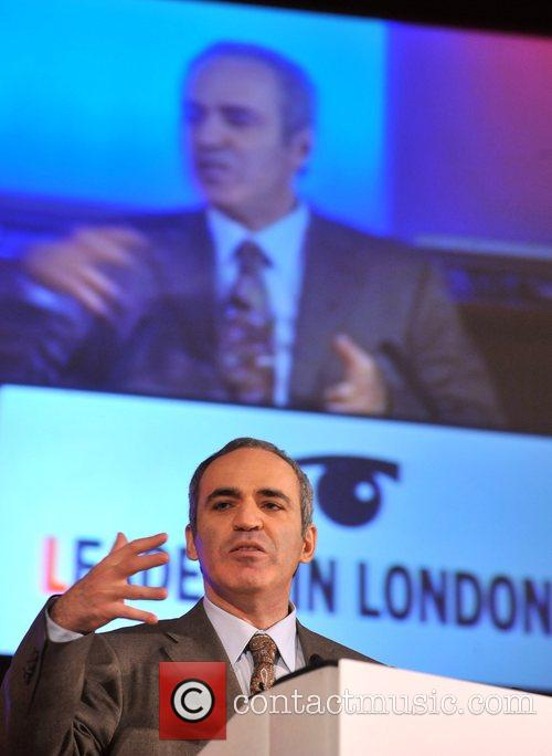 Leaders in London conference held at Westminster Central...