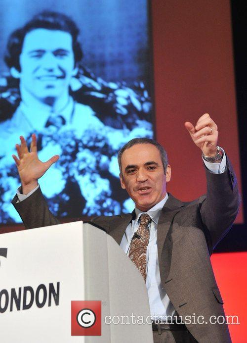 Garry Kasparov 12