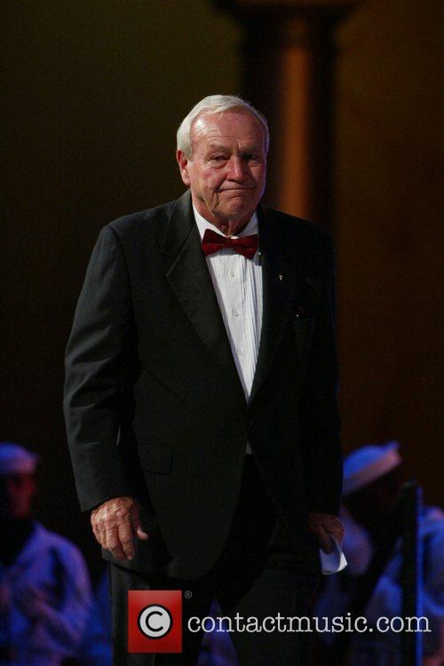 Arnold Palmer 2008 Lone Sailor Awards Dinner held...