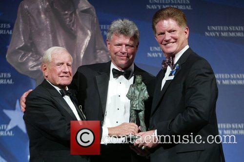 John Chester, John P. McConnell and Charles Allen...