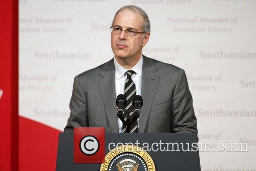 Roger Farah President George W. Bush attends the...