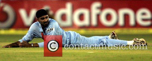 Harbhajan Singh 5th ODI England against India cricket...