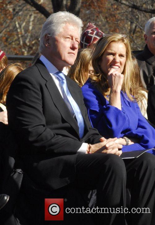 Bill Clinton and Kerry Kennedy 6