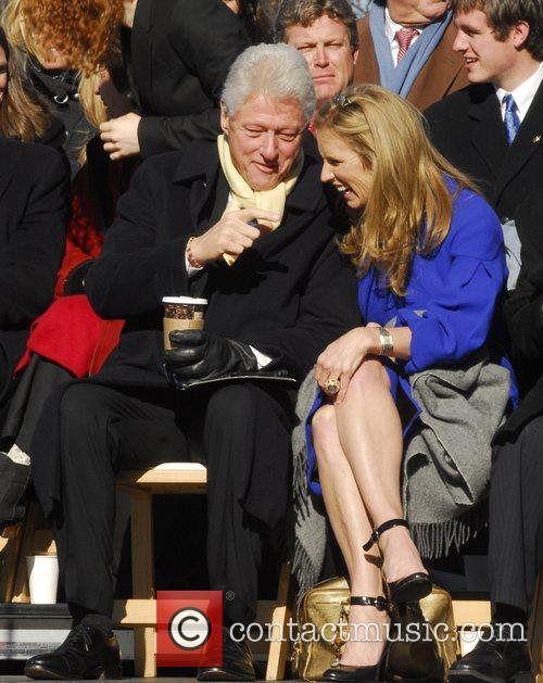 Bill Clinton and Kerry Kennedy 7