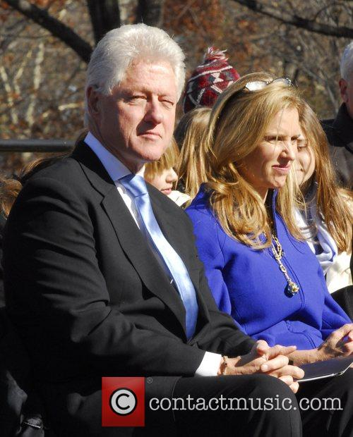Bill Clinton and Kerry Kennedy 10