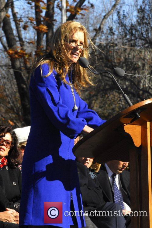 Kerry Kennedy A ceremony attended by Robert F....