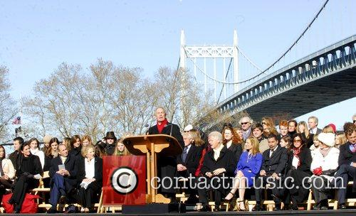 New York City Mayor Mike Bloomberg  A...