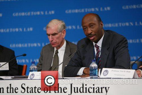 Ambassador C. Boyden Gray and Kenneth C. Frazier,...