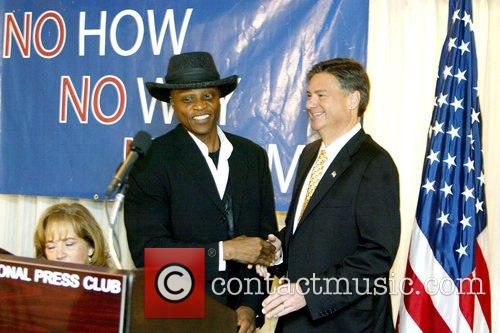 Lloyd Marcus and Mark Williams Stop Obama Tour...