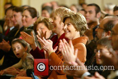First Lady Laura Bush  delivered remarks at...