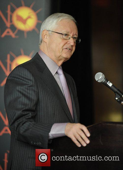 Allan Tremblay, President of Orion Sports speaks to...