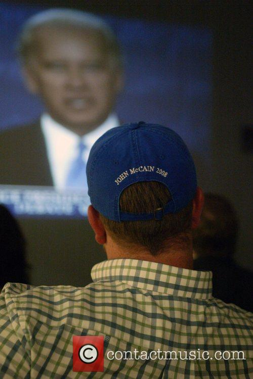 John McCain supporter The Republican Jewish Coalition hosted...