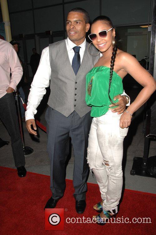 Benny Boom and Ashanti Screening Of Summit Entertainment's...