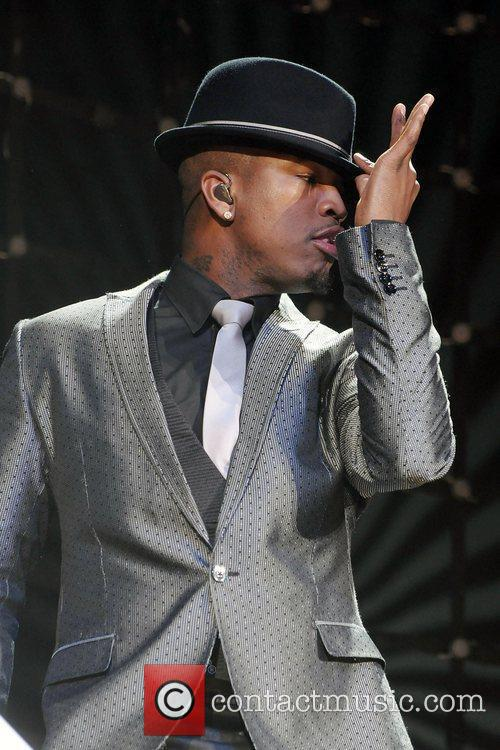 Ne-Yo performs during his 'Year of The Gentleman'...
