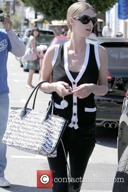 Nicky Hilton leaving Toast Bakery Cafe Inc after...
