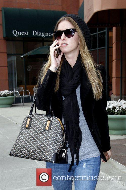 Nicky Hilton  seen leaving the Anastasia Beverly...
