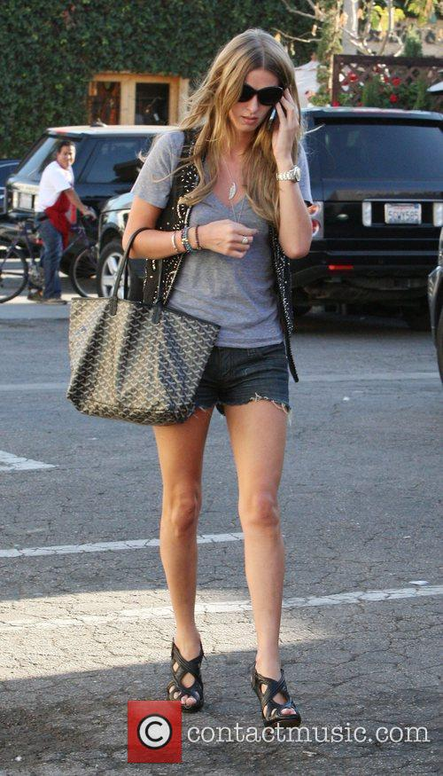 Nicky Hilton out and about shopping in Hollywood...