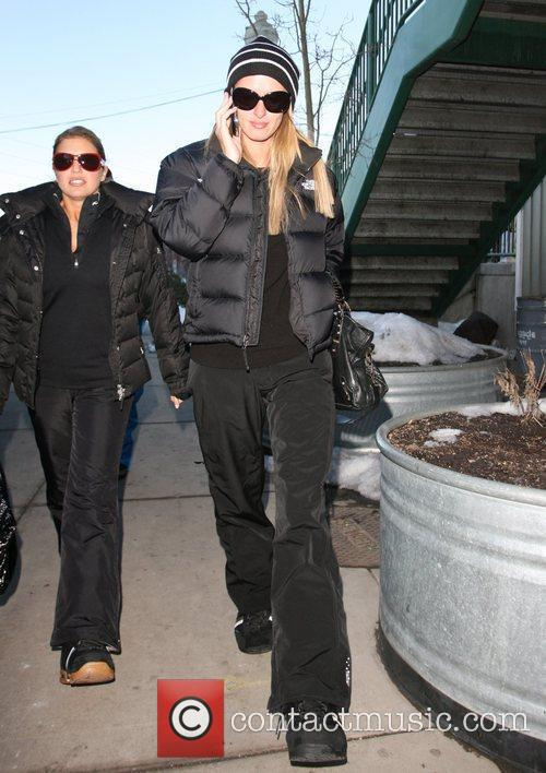 Nicky Hilton out and about during the 2009...