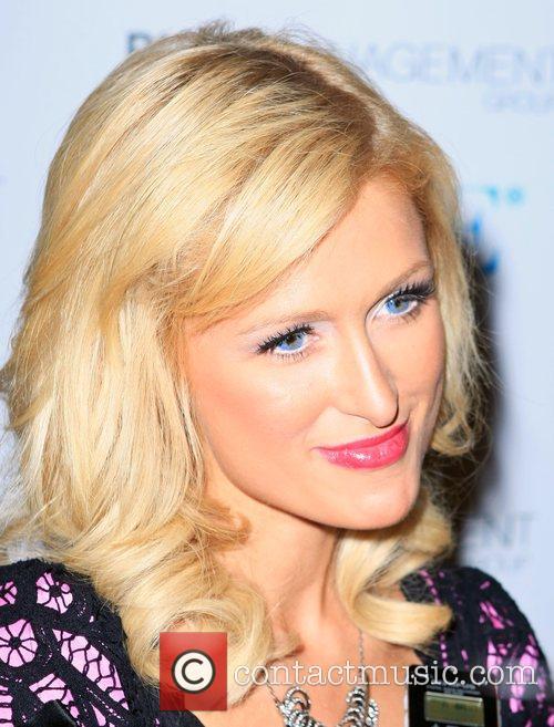 Paris Hilton celebrates Nicky Hilton's birthday at Pure...