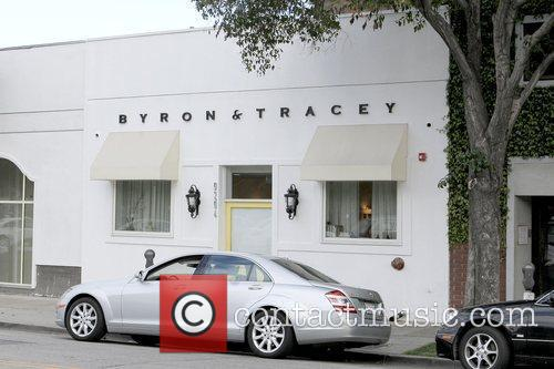 Byron & Tracey Salon in Beverly Hills, where...
