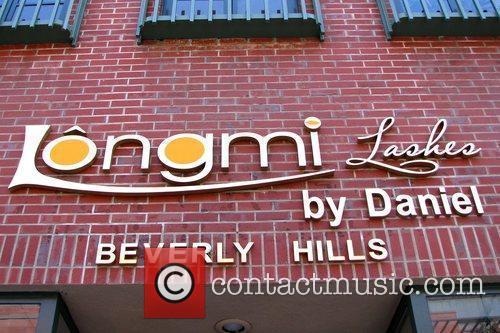 Longmi salon in Beverly Hills