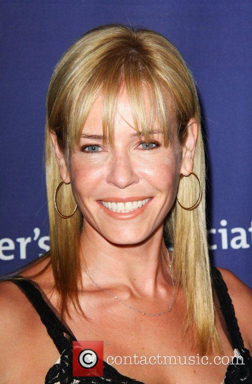 Chelsea Handler and Beverly Hilton Hotel 1