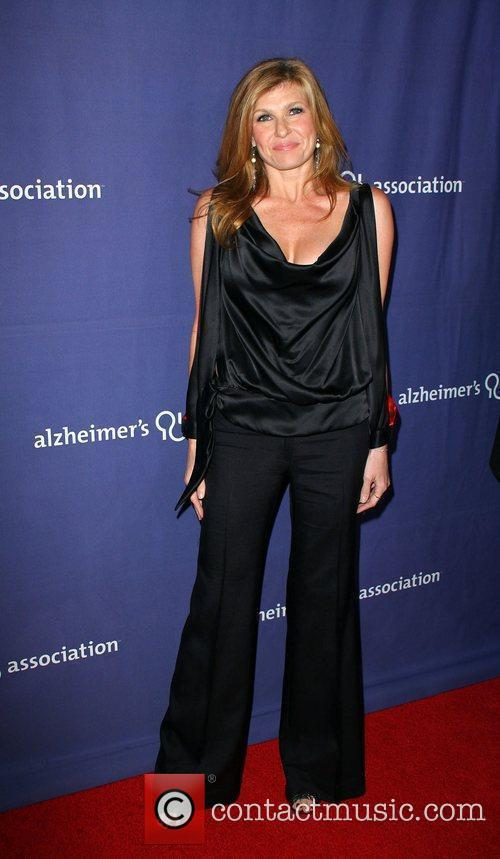 Connie Britton and Beverly Hilton Hotel 3