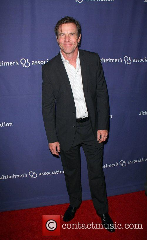 Dennis Quaid and Beverly Hilton Hotel 1