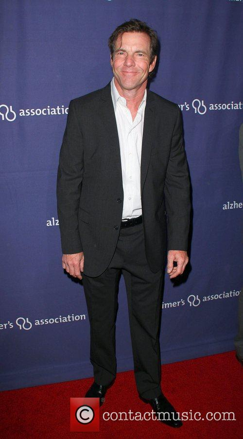 Dennis Quaid The Alzheimer's Association's 17th Annual A...