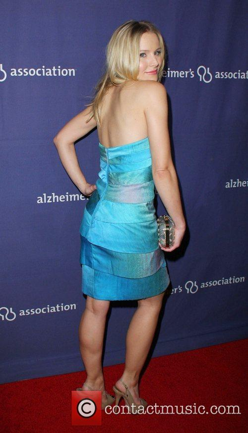 Kristen Bell and Beverly Hilton Hotel 1