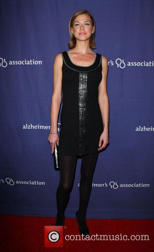 Adrianne Palicki The Alzheimer's Association's 17th Annual A...