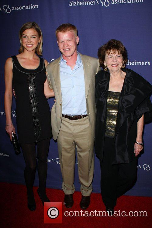 Adrianne Palicki, Jesse Plemons and Louanne Stephens The...