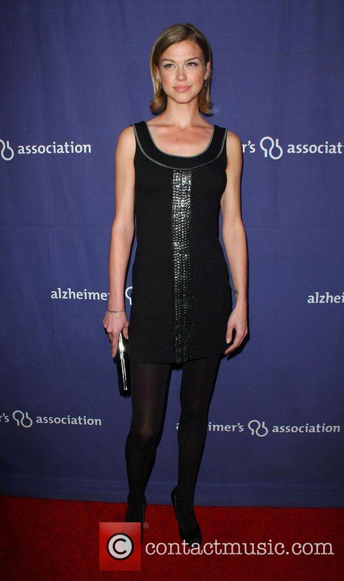 Adrianne Palicki and Beverly Hilton Hotel 1