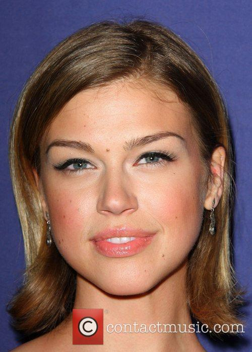 Adrianne Palicki and Beverly Hilton Hotel 4