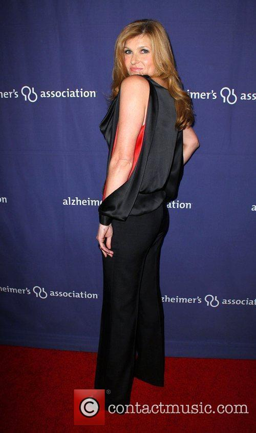 Connie Britton and Beverly Hilton Hotel 5