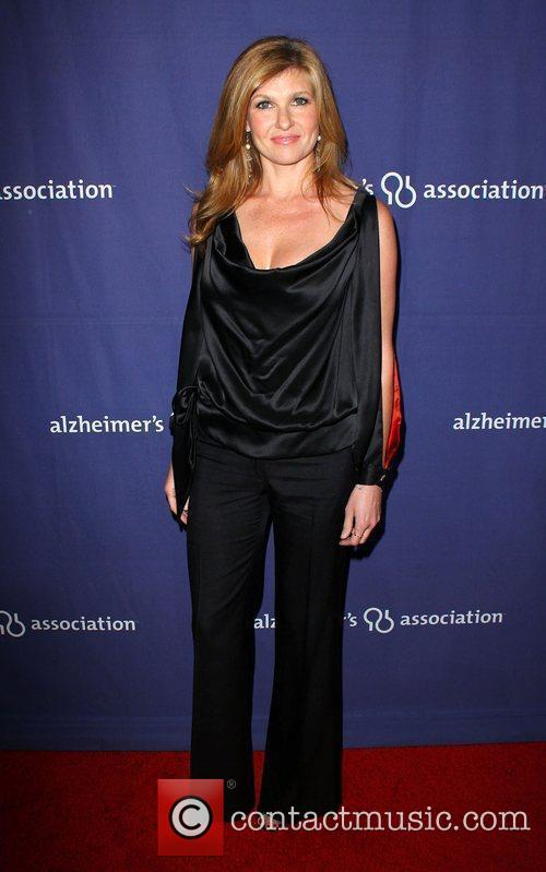 Connie Britton and Beverly Hilton Hotel 4