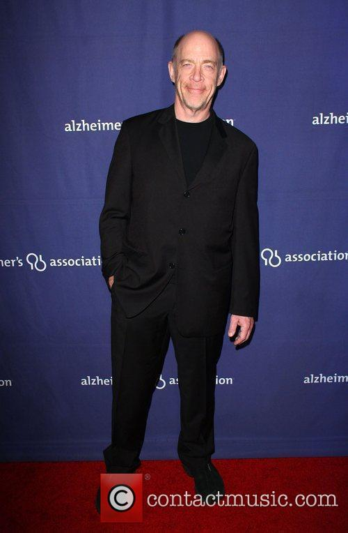 J.k Simmons and Beverly Hilton Hotel 1