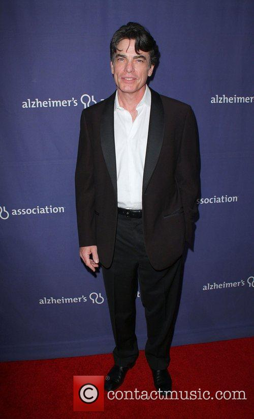 Peter Gallagher and Beverly Hilton Hotel 3