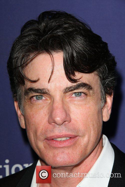 Peter Gallagher and Beverly Hilton Hotel 4