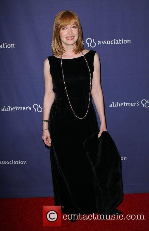 Sharon Lawrence and Beverly Hilton Hotel 3