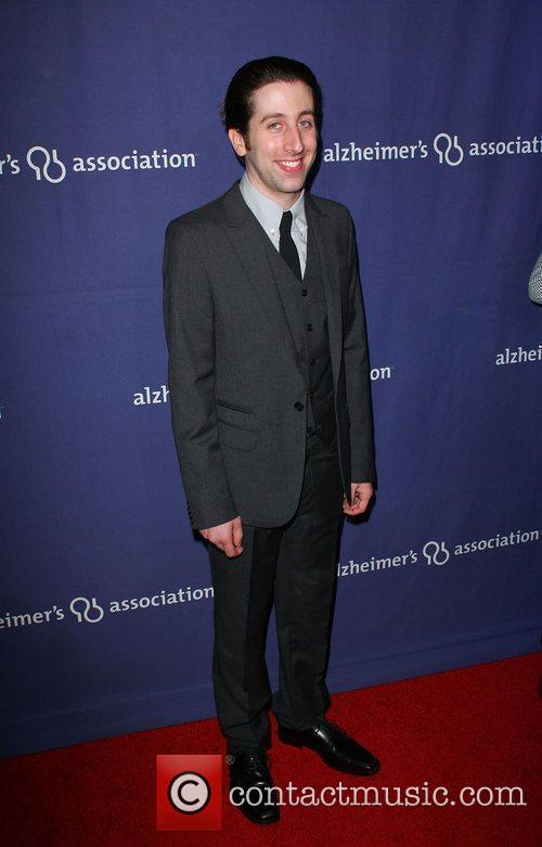 Simon Helberg The Alzheimer's Association's 17th Annual A...