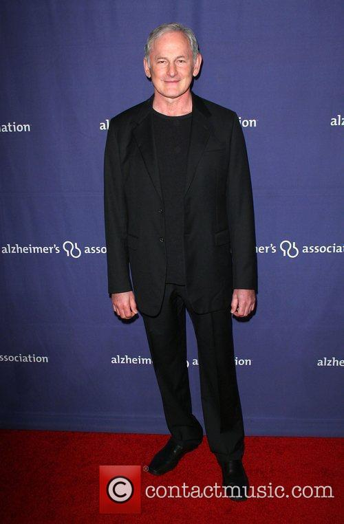 Victor Garber and Beverly Hilton Hotel 1