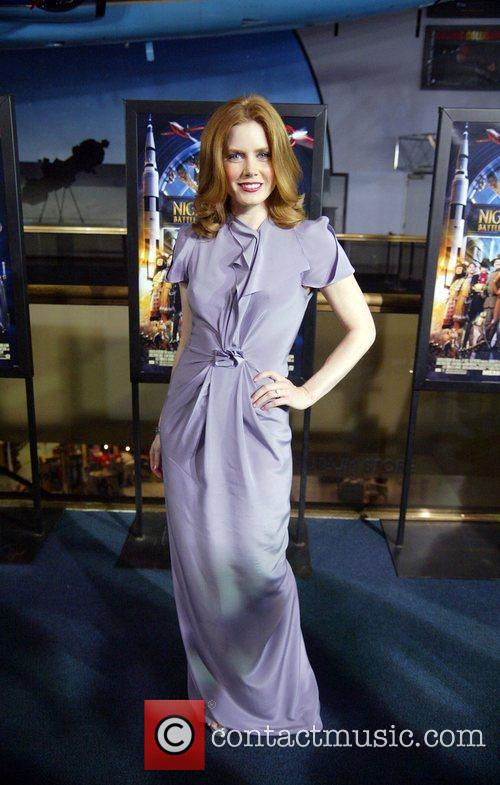 Amy Adams The DC premiere of Night at...