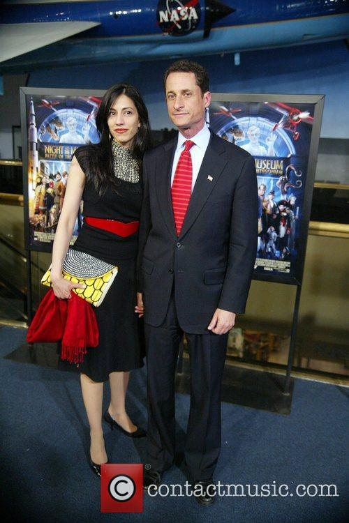 Huma Abedin (aide to hillary clinton), The Honorable...