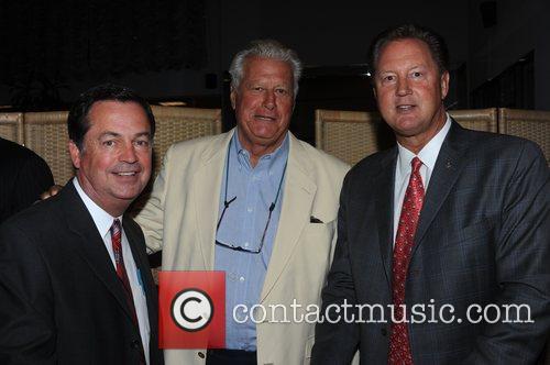 Scott Palmer, Dallas Green and Larry Christianson The...