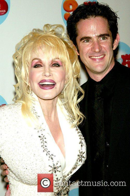 Dolly Parton and Choreographer Andy Blankenbuehler 6