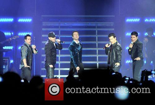 New Kids On The Block and Donnie Wahlberg 9